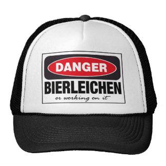Bierleichen Or Working On It Trucker Hat