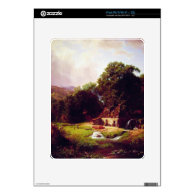 Bierstadt Albert The Old Mill Decal For The iPad