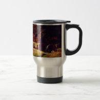 Bierstadt Albert The Old Mill Mug