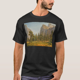 Bierstadt Bridal Veil Falls, Yosemite Valley T-Shirt