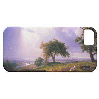Bierstadt California Spring iPhone 5 Cases