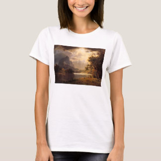 Bierstadt Estes Park Colorado T-shirt