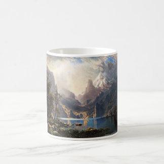 Bierstadt Lake Tahoe Mug