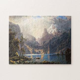 Bierstadt Lake Tahoe Puzzle