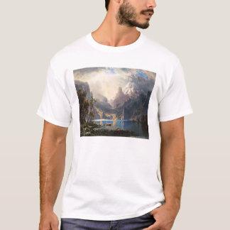 Bierstadt Lake Tahoe T-shirt