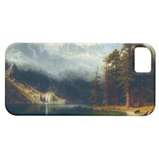 Bierstadt Mount Corcoran iPhone 5 Cover