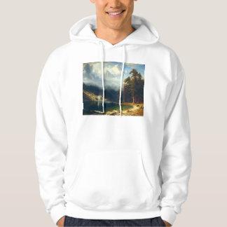 Bierstadt Mount Corcoran Hoodie