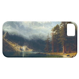 Bierstadt Mount Corcoran iPhone SE/5/5s Case