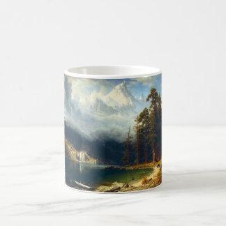 Bierstadt Mount Corcoran Mug