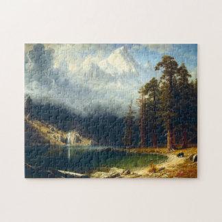 Bierstadt Mount Corcoran Puzzle
