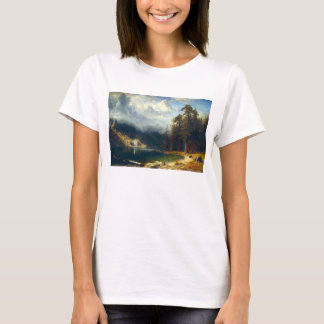 Bierstadt Mount Corcoran T-shirt
