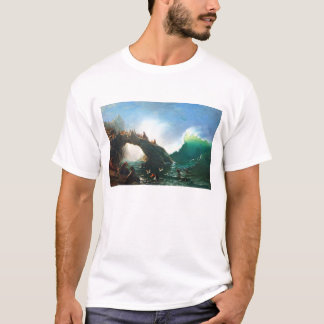 Bierstadt San Francisco Seals T-shirt