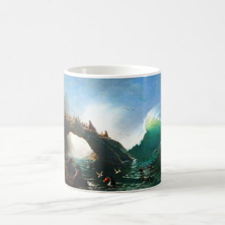 Bierstadt San Francisco sella la taza