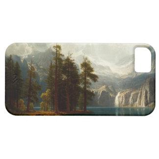 Bierstadt Sierra Nevadas iPhone 5 Case