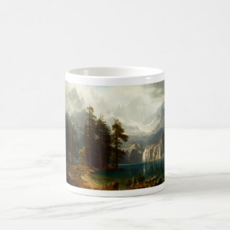 Bierstadt Sierra Nevadas Mug