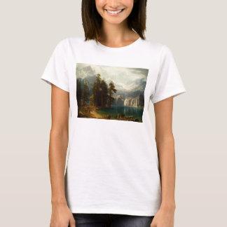 Bierstadt Sierra Nevadas T-shirt