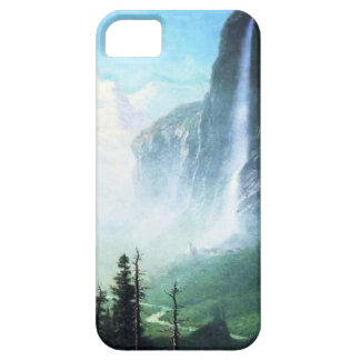 Bierstadt Staubbach Falls iPhone 5 Cover