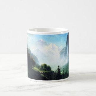 Bierstadt Staubbach Falls Mug