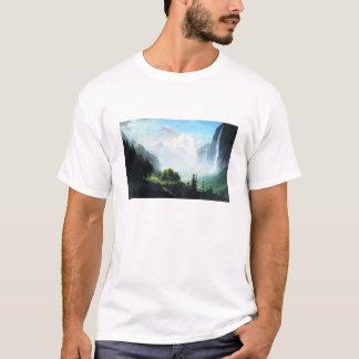 Bierstadt Staubbach Falls t-shirt