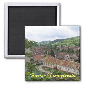 Biertan-Transylvania Fridge Magnets