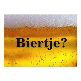 Biertje? Card