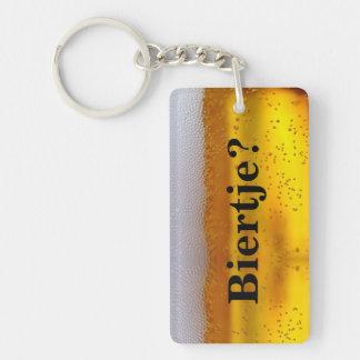 Biertje? Keychain