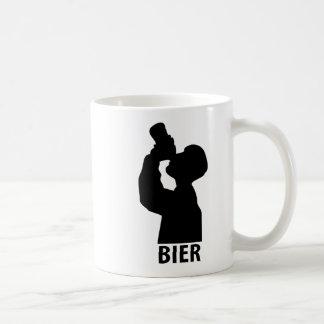 Biertrinker icon coffee mug