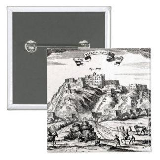 Bietala, fortress of Lama the Great Pinback Button