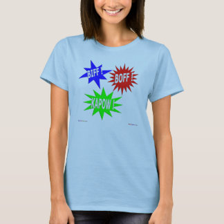 Biff Boff Kapow T-shirt