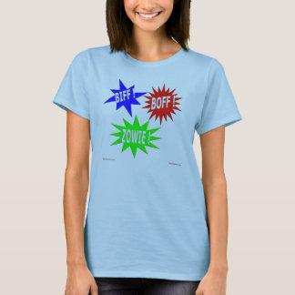 Biff Boff Zowie T-shirt
