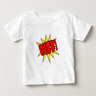 Biff Cartoon SFX Baby T-Shirt