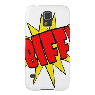 Biff Cartoon SFX Galaxy S5 Covers