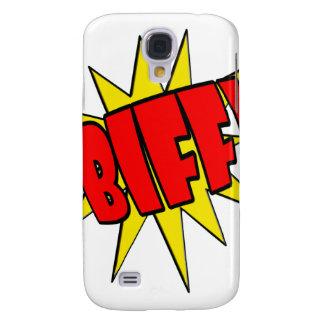 Biff Cartoon SFX Samsung Galaxy S4 Covers
