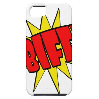 Biff Cartoon SFX iPhone 5 Cover
