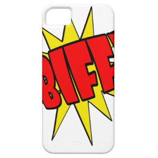 Biff Cartoon SFX iPhone 5 Covers
