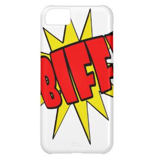 Biff Cartoon SFX iPhone 5C Covers