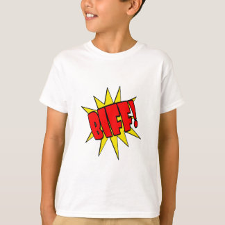 Biff Cartoon SFX T-Shirt