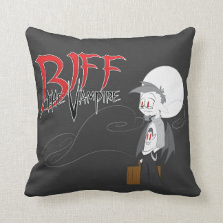 Biff Double-Sided Throw Pillow
