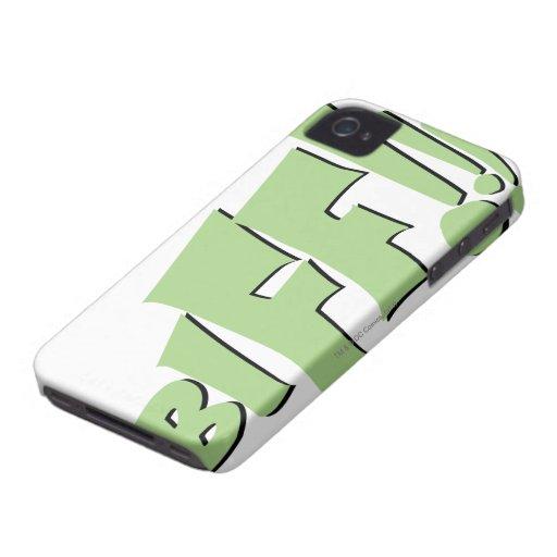BIFF!!! iPhone 4 CASE