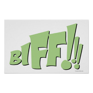¡BIFF!!! PÓSTER