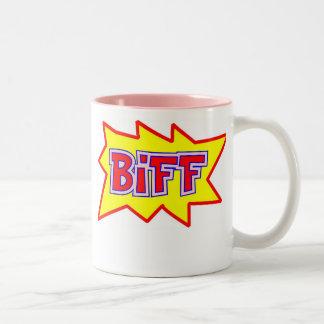 Biff Two-Tone Coffee Mug