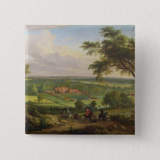 Bifrons Park, Patrixbourne, Kent, formerly attribu Pinback Button