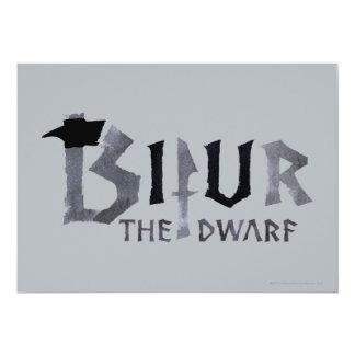 Bifur Name Card
