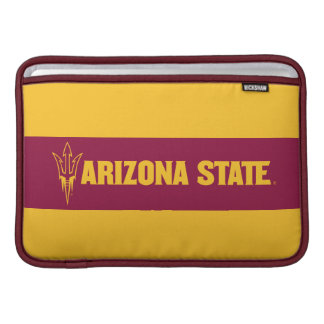 Bifurcación del estado de Arizona Funda Macbook Air