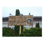 Bifurcaciones High School secundaria, hogar del Sp Postales