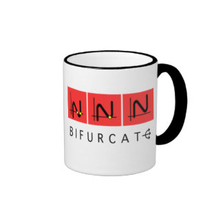 Bifurcate Mugs