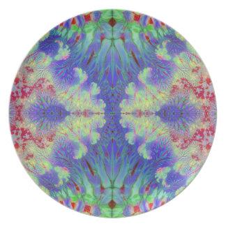 Bifurcation Multiplied V 2  Plate