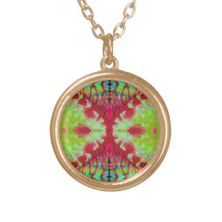 Bifurcation Multiplied V 4  Necklace