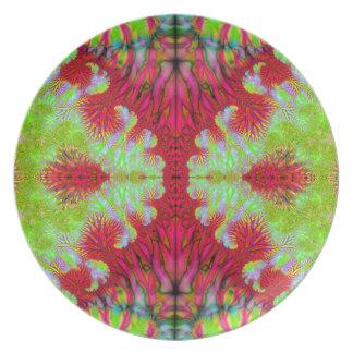 Bifurcation Multiplied V 4  Plate