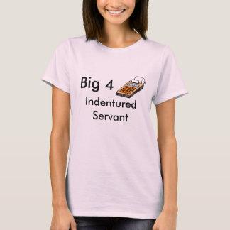 Big 4 Servant T-Shirt